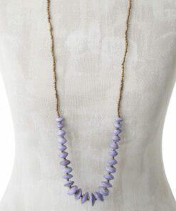 KALiARE-Kette Modell Sylivia in der Farbe Lavendel