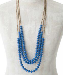KALiARE-Kette Modell Lydia in der Farbe Classic Blue